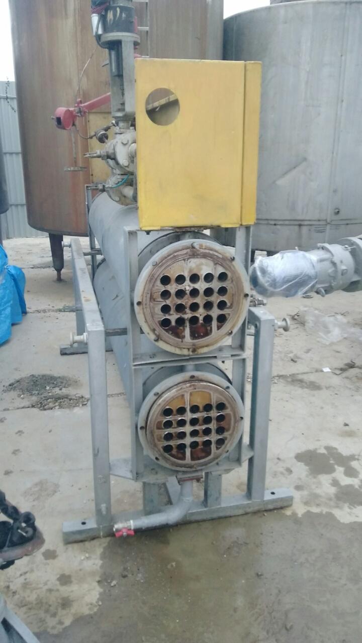 Установка двух теплообменников HeatGuardex CLEANER 802 R - Очистка систем отопления Салават